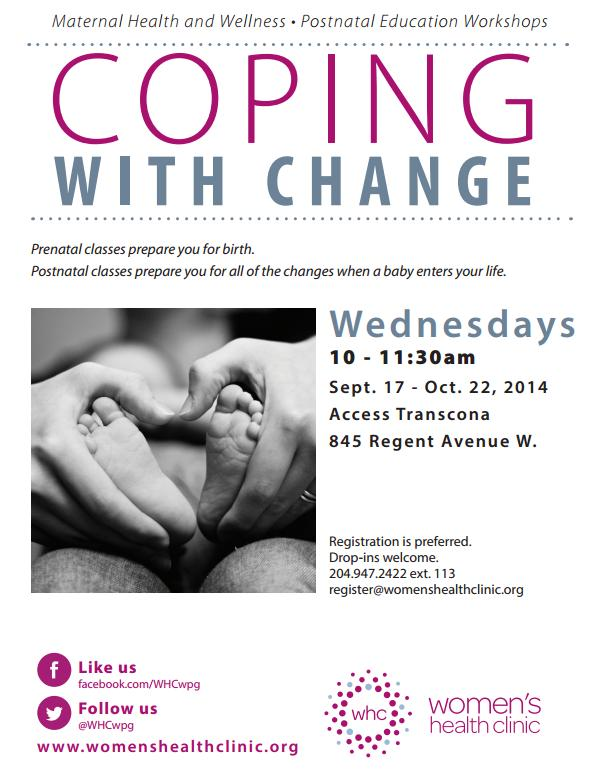 Coping with Change - Access Transcona